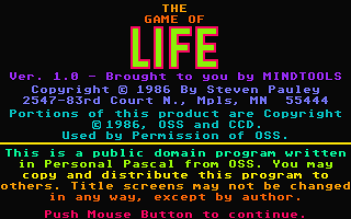 Atari St Game Of Life The Scans Dump Download